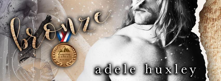 Bronze Adele Huxley Banner