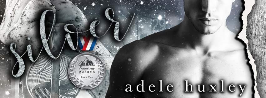 Silver Adele Huxley Banner
