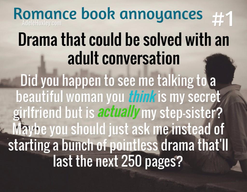 Annoyance #1